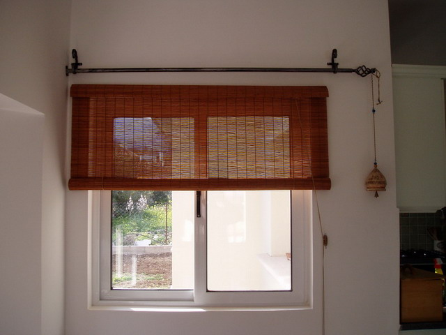 Wooden Kitchen Blinds Uk Creepingthyme Info